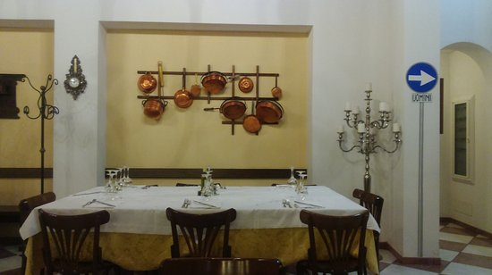 Pianoro, Italien: la sala interna