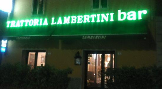 Pianoro, Italien: il ristorante da fuori