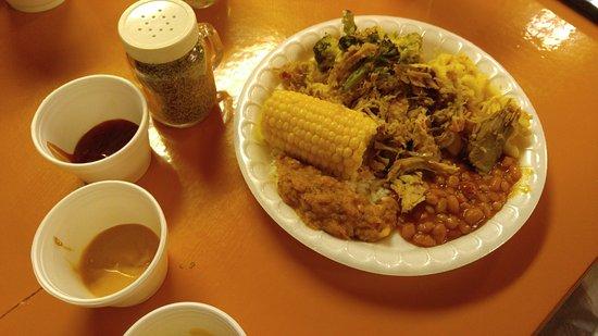 Aiken, Carolina del Sur: dish 3