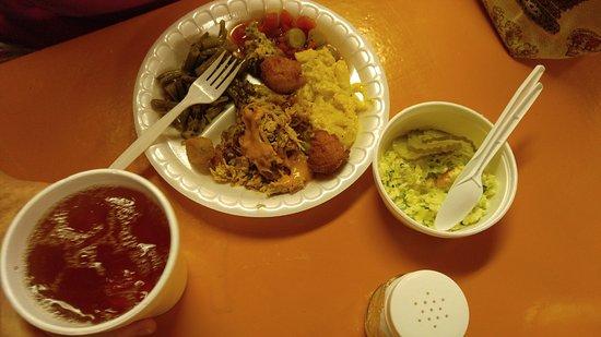 Aiken, Carolina del Sur: dish 4