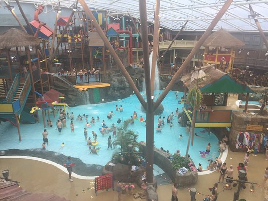 Is Alton Towers Water Park Indoors 23