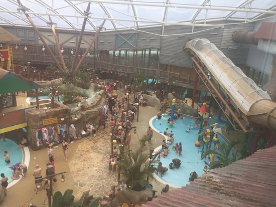 Is Alton Towers Water Park Indoors 60