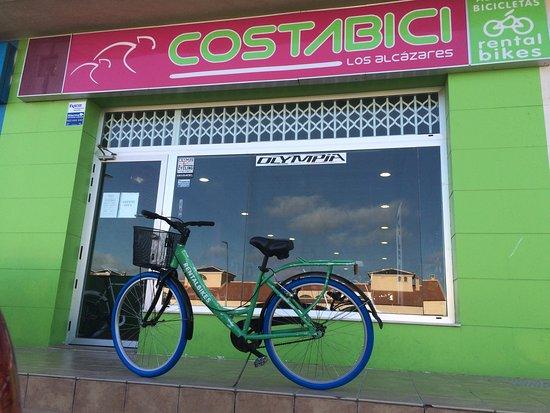 CostaBici Los Alcazares