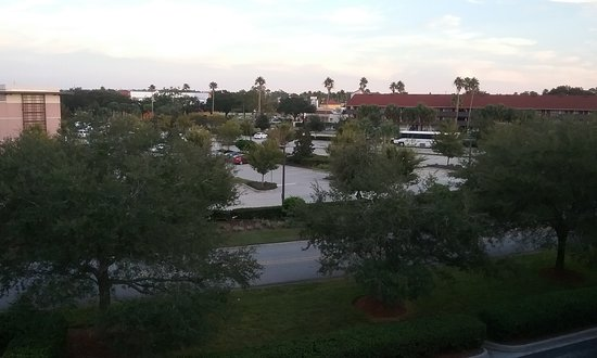Vacation Villas at Fantasy World II: Pool Area