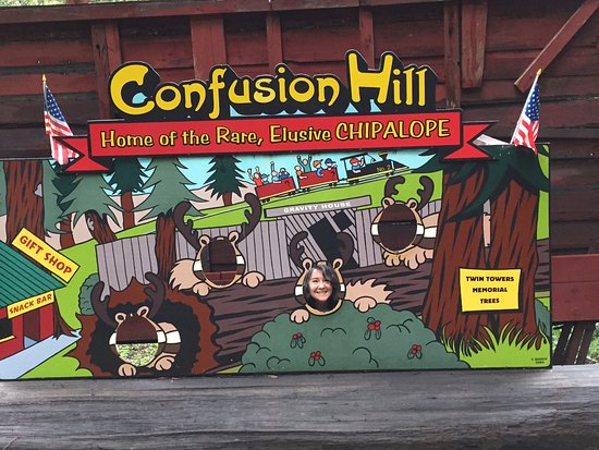 ‪Confusion Hill Gravity House‬