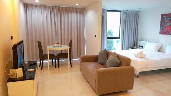 Neca Complex Apartment Hotel Reviews Hat Yai