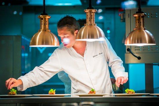 Grandvaux, สวิตเซอร์แลนด์: Yohann Magne, le chef!