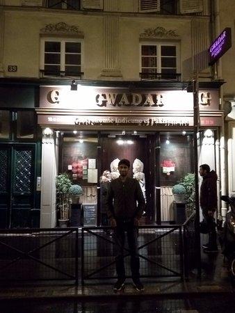 Gwadar Restaurant Paris
