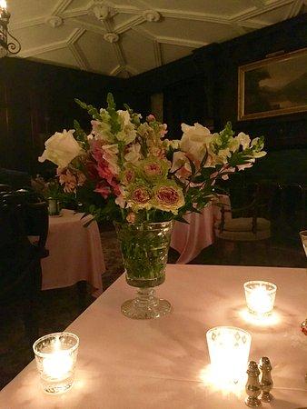 Lenox, Μασαχουσέτη: Our dinner table