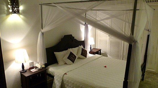 Hoi An Ancient House Resort & Spa: Zimmer