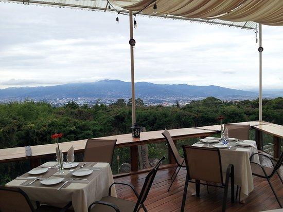 San Rafael, Costa Rica: Paisaje