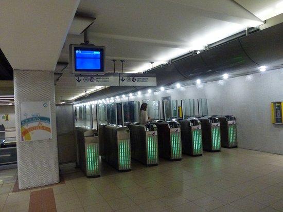 Métro de Paris - Picture of Paris Metro, Paris - TripAdvisor