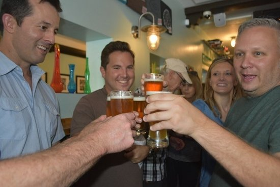 Seal Beach, Californie : Big cheer for Beachwood BBQ and Brewing!