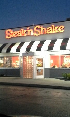 Milford, OH: Steak 'n Shake
