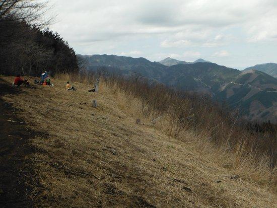 Регион Канто, Япония: 棒ノ折山(頂上)