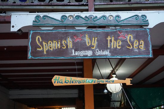 Spanish at Locations - Bocas del Toro