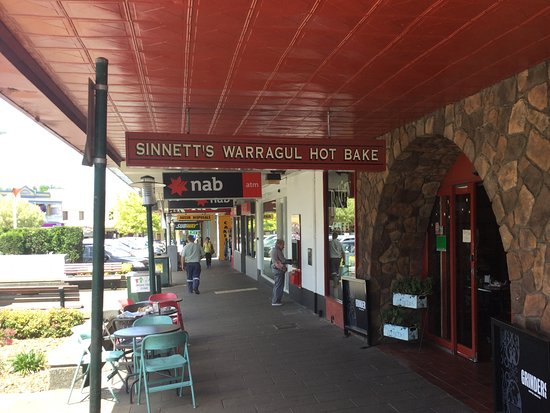 Warragul Hot Bake : St view