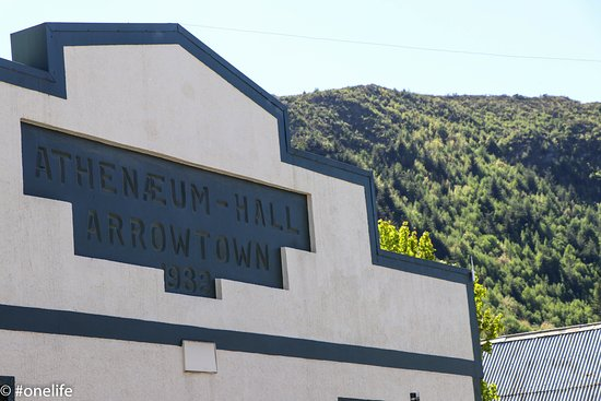 Arrowtown, Nueva Zelanda: Main street