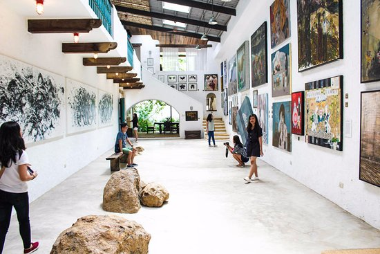 Pinto Art Museum - An Art Haven In Antipolo City - It's More Fun