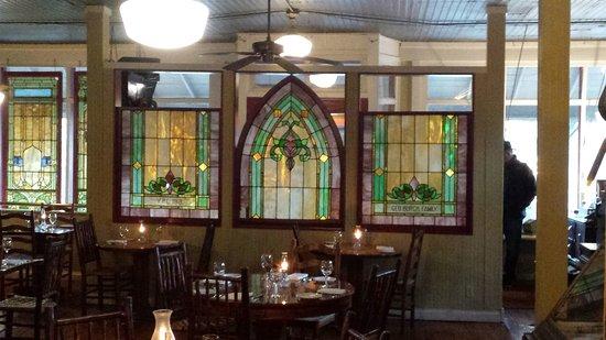 The Story Inn Restaurant: 20161112_170400_large.jpg