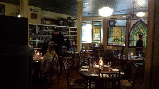 The Story Inn Restaurant: 20161112_170330_large.jpg