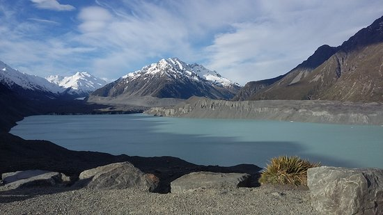 Aoraki Mount Cook Alpine Lodge: 20161102_183247_large.jpg