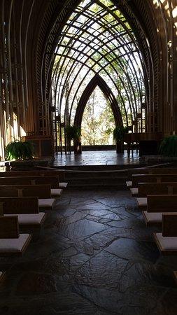 Bella Vista, AR: Inside the chapel