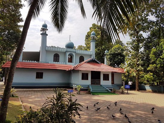 Kodungallur, India: Mosque View