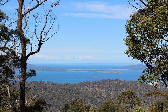 Orford, Australia: Three Thumbs Lookout