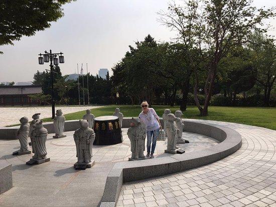 The National Folk Museum of Korea: интересен наверно толко корейцам