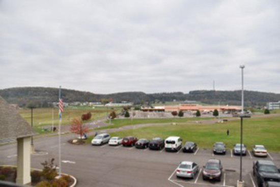 Holiday Inn Express Bloomsburg: Nice Open View