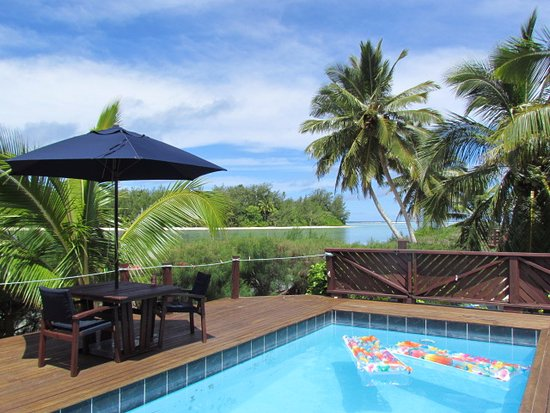 Sokala Villas: Beachfront pool villa is well worth it.