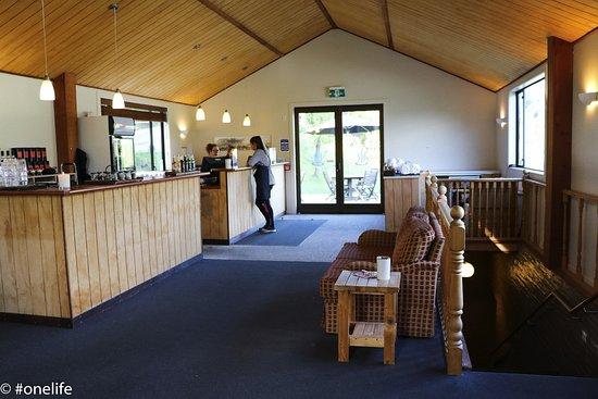 Queenstown, Nueva Zelanda: Entrance area
