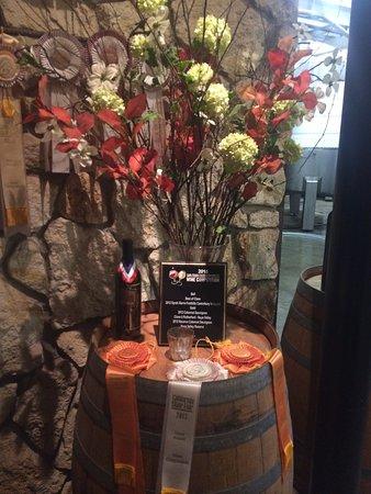 Yountville, CA: Bell Wine Cellars