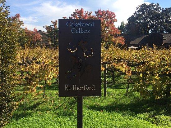 Rutherford, كاليفورنيا: Cakebread Cellars