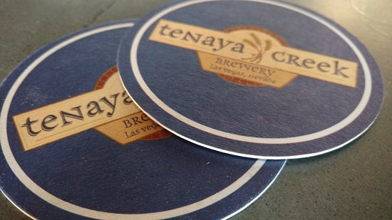 tenaya creek brewery cool coasters