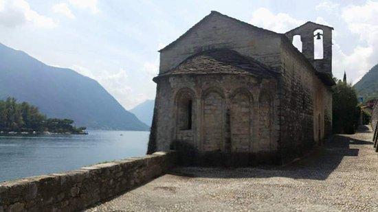 Griante, Italia: Greenway del Lago di Como