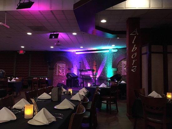 Del Mar, CA: Alborz Restaurant
