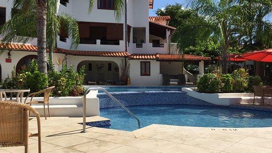 Sugar Cane Club Hotel & Spa: Little oasis