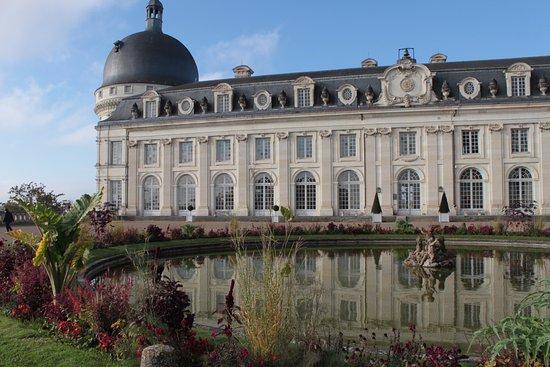 Valençay, France : Château