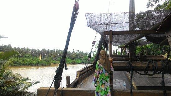 Kuala Terengganu, Malesia: Galeri Pelayaran dan Perdagangan