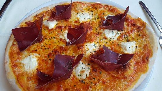 Hänggi's Restaurant Davos: Pizza Alpina