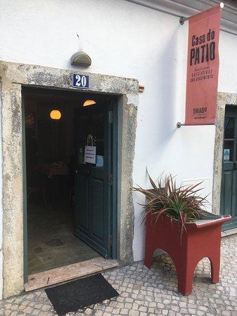 Casa do Patio by Shiadu: Ett helt fantastiskt litet b&bhotel med miljötänk,mitt i gamla Lissabon, med underbar personal,