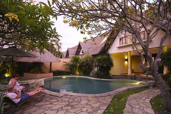 Mutiara Bali Boutique Resort & Villas: 4 bedroom private family villa