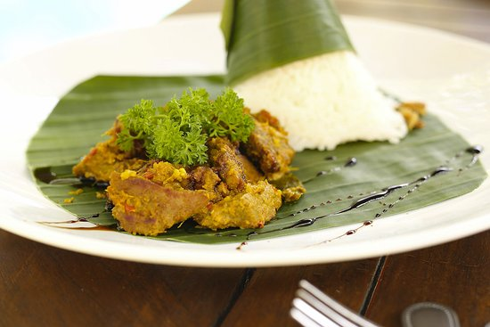 Mutiara Bali Boutique Resort & Villas: Beef Rendang mmmm!