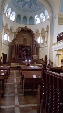 Kharkov Synagogue: הזאל הגדול