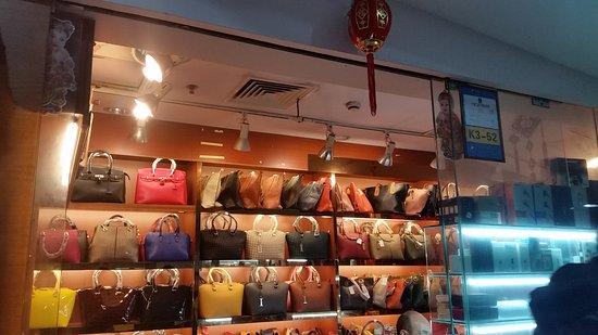 shanghai science and technology museum handbag shop