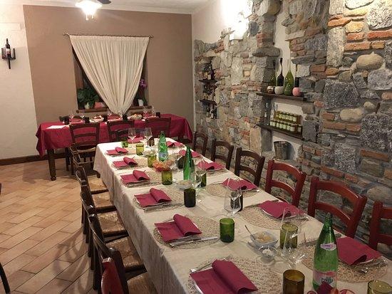 Golasecca, Italien: location