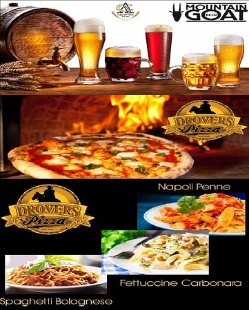 Woombye, Australia: Traditional Wood Fired Pizza, Craft Beer and Pastas