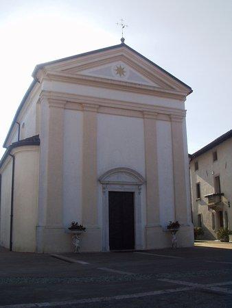 Chiesa di San Lorenzo Martire di Orcenico Superiore